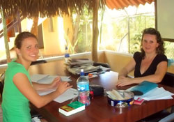 Spanish Lessons in Playa Tamarindo