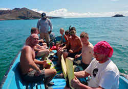 Galapagos Islands language school activities