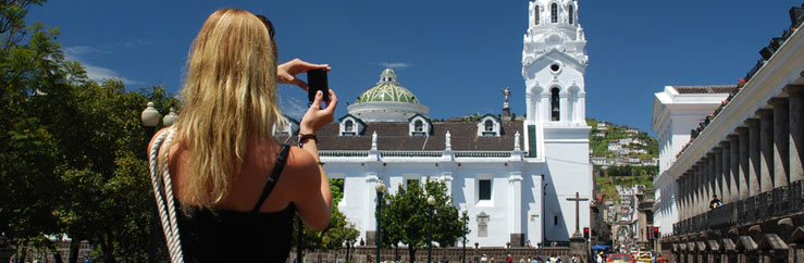 Learn and Study Spanish in Quito - © Eva Lemonenko