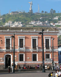 Learn Spanish in Old Quito