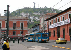 Day time Activities in Quito