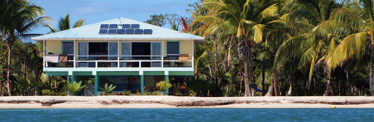 Spanish Language School in Bocas del Toro - © vilainecrevette