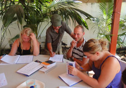 Spanish lessons in Bocas del Toro