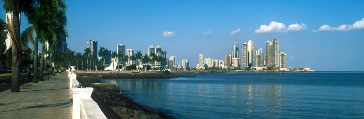 How to get to the Language School in Panama City - © Steven Allan