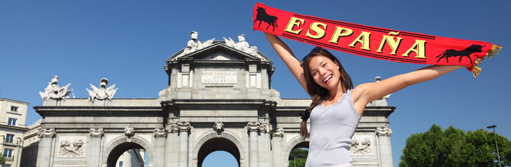 Learn and Study Spanish in Spain - Language School and Spanish Courses in Spain - © Maridav
