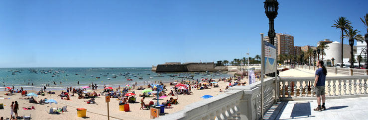 Spanish Courses and Classes in Cádiz - © el sisa