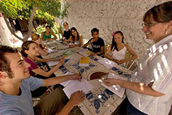 Spanish course in Nerja