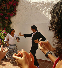 Flamenco in Nerja