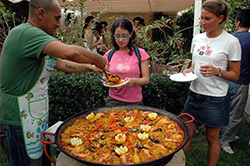 Spanish Paella in Nerja