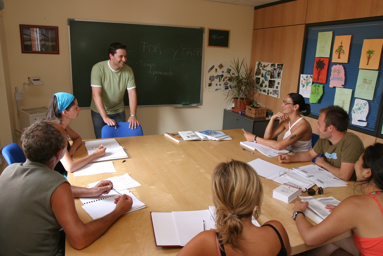 Language Course in Salamanca